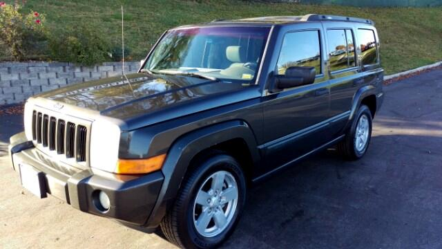 used 2006 jeep commander 2wd for sale in kansas city mo 64150 silver eagle auto mall. Black Bedroom Furniture Sets. Home Design Ideas