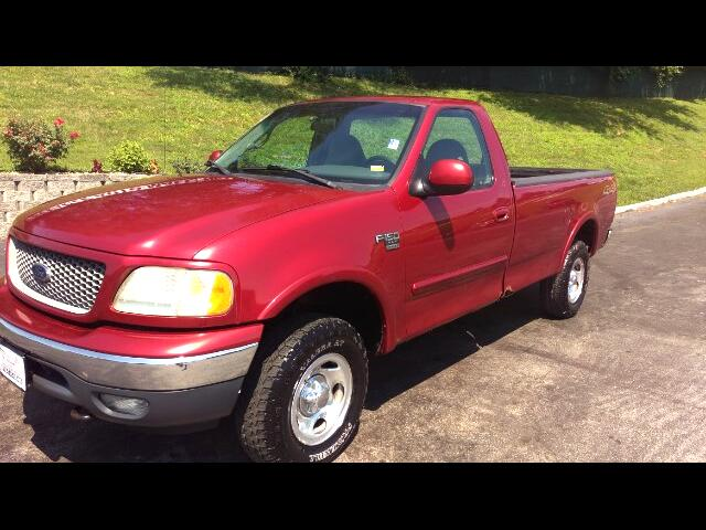 2000 Ford F-150 WS Reg. Cab Short Bed 4WD