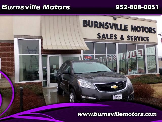 2014 Chevrolet Traverse LS AWD
