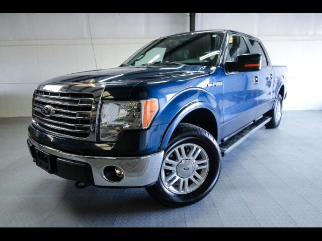 2013 Ford F-150 Lariat SuperCrew Short Bed 4WD