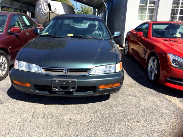 1997 Honda Accord Value Package Sedan