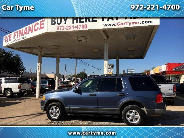 2003 Ford Explorer XLT 4.0L 2WD