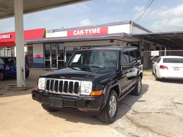 2009 jeep commander for sale in dallas tx cargurus. Black Bedroom Furniture Sets. Home Design Ideas