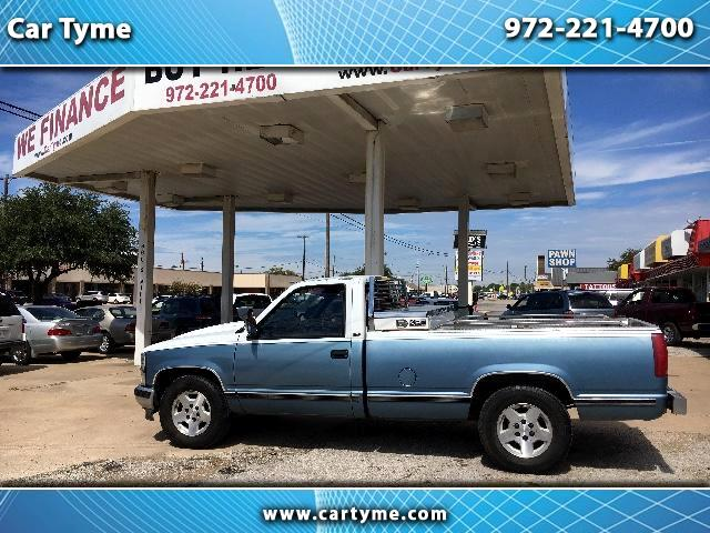 1988 GMC Sierra C/K 1500 Reg. Cab 6.5-ft. Bed 2WD