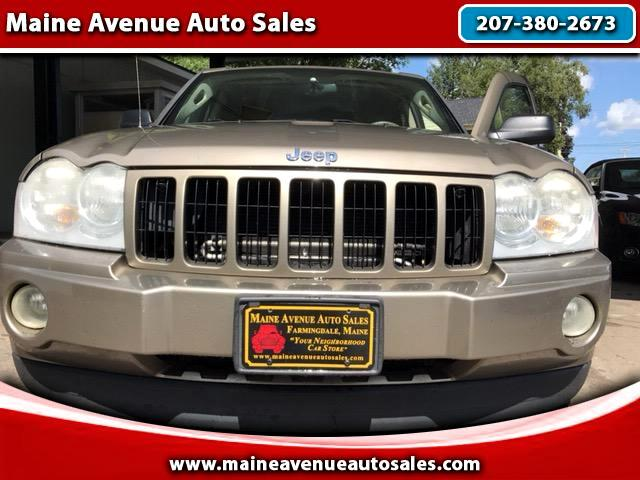 2005 Jeep Grand Cherokee 4WD 4dr Laredo