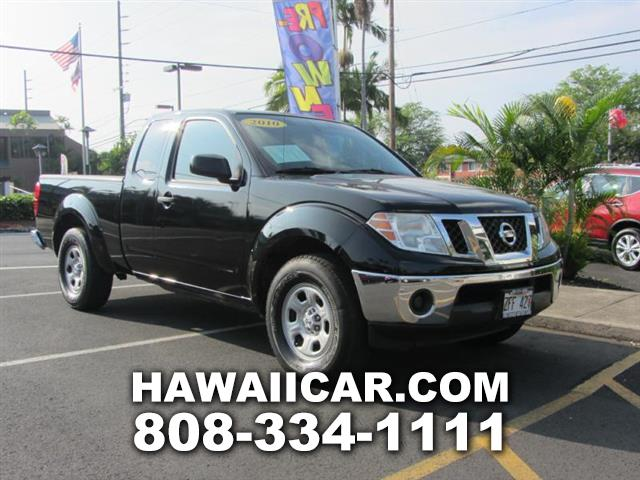 2010 Nissan Frontier SE King Cab 2WD