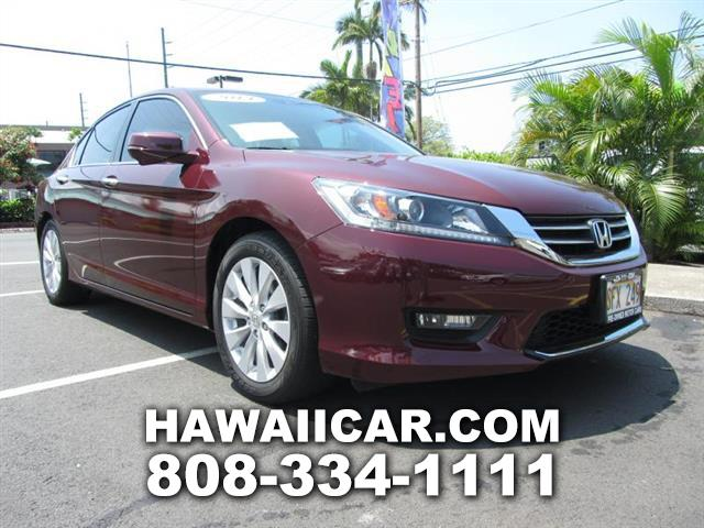 2014 Honda Accord EX-L Sedan CVT