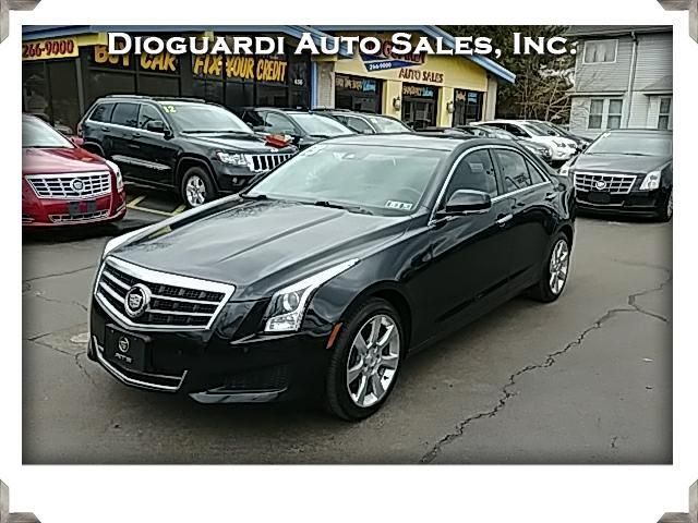 2013 Cadillac ATS 2.0L Luxury AWD