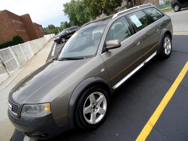 2003 Audi allroad quattro 2.7 T with Tiptronic