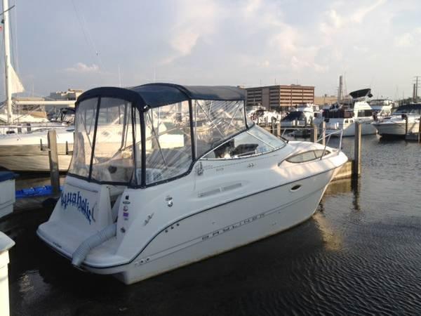 2002 Bayliner Pleasure Boat 2455 YACHT