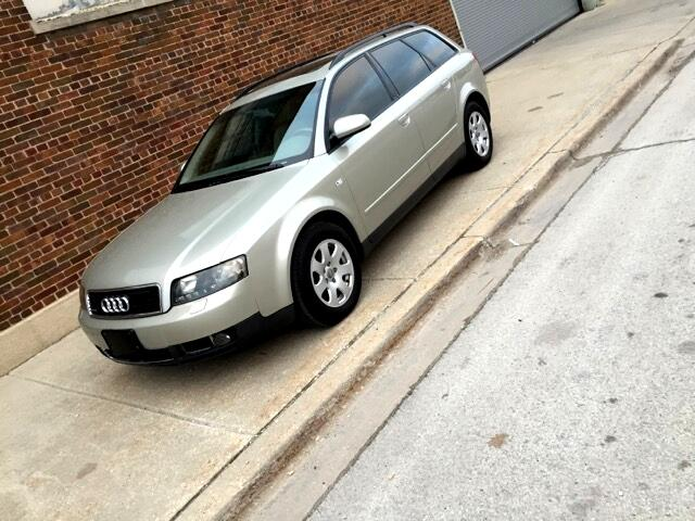 2003 Audi A4 Avant 1.8T quattro with Tiptronic
