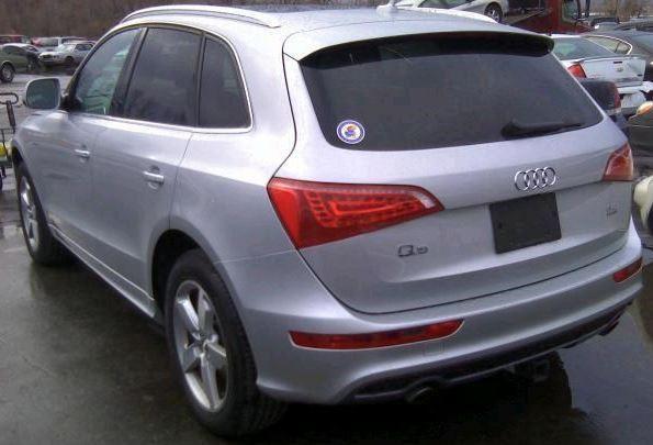 2011 Audi Q5 3.2 quattro Premium