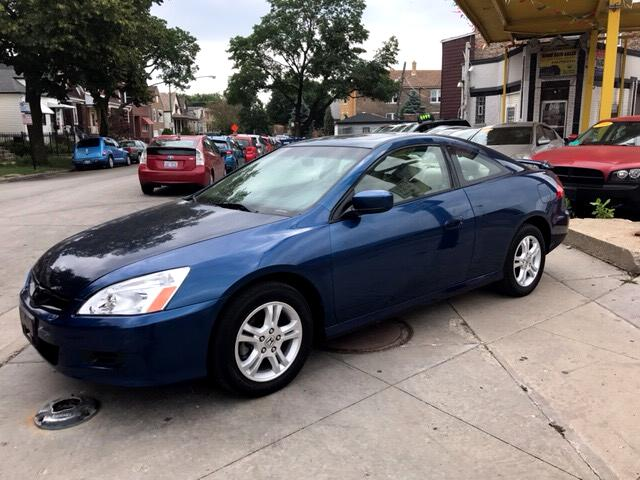 2006 Honda Accord EX coupe