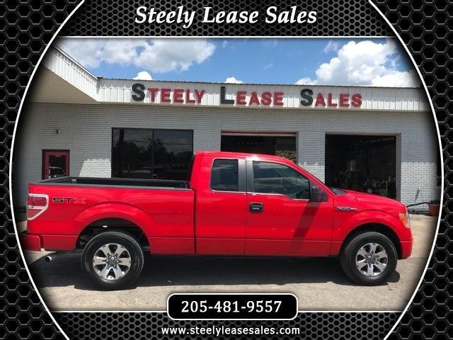 "2011 Ford F-150 2WD SuperCab 145"" STX"
