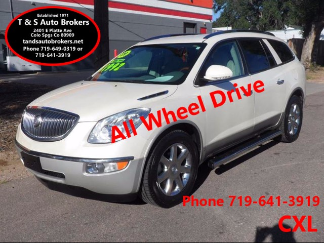 2009 Buick Enclave CXL All Wheel Drive