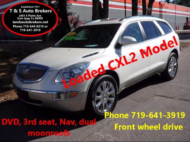 2011 Buick Enclave CXL 2/2XL Loaded