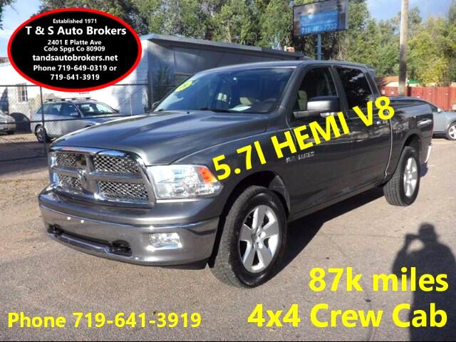 2009 Dodge Ram 1500 4x4 SLT 5.7L HEMI GREAT MILES