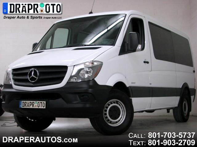 2016 Mercedes-Benz Sprinter 2500 Passenger Van 144-in. WB