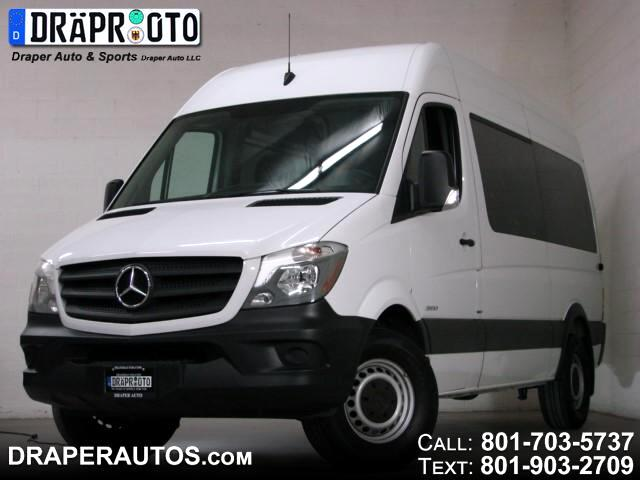 2016 Mercedes-Benz Sprinter 2500 Passenger Van High Roof 144-in. WB