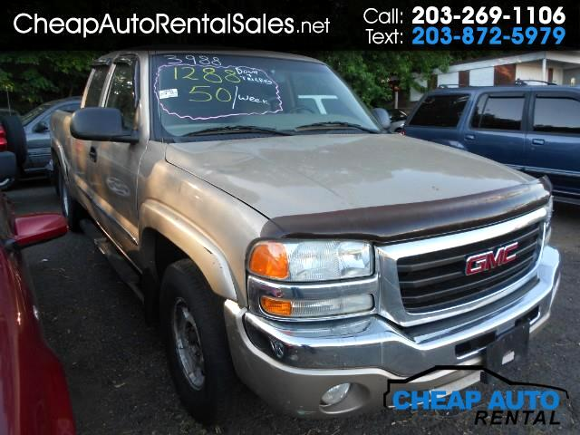 Buy Here Pay Here Ct >> Buy Here Pay Here 2004 Gmc Sierra 1500 For Sale In Wallingford Ct
