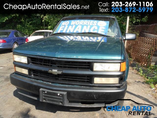 2000 Chevrolet Tahoe 4WD