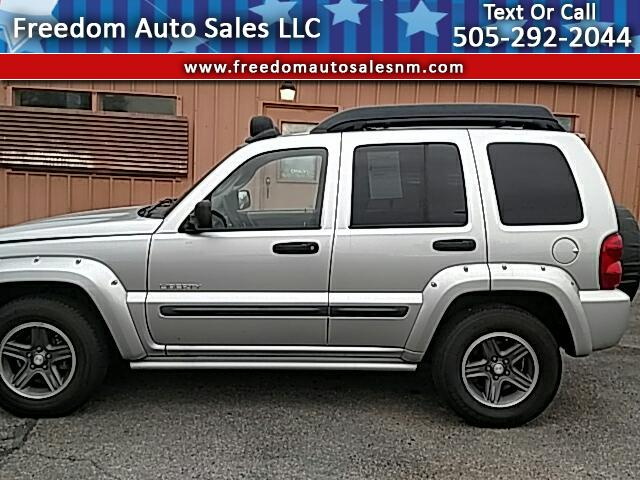 2004 Jeep Liberty Renegade 2WD