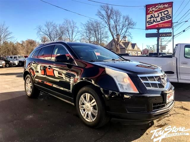 2010 Cadillac SRX Luxury Collection AWD