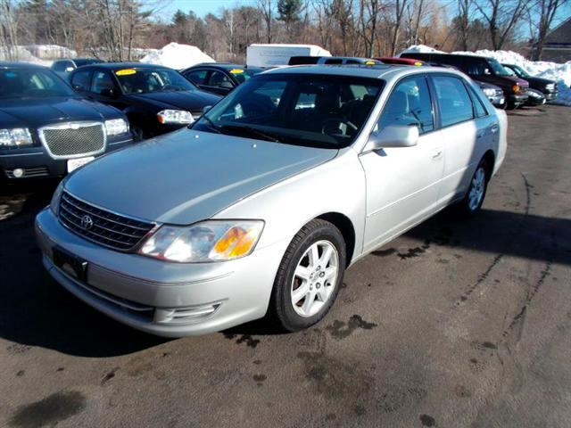 used 2004 toyota avalon for sale in salem nh 03079 toy store auto sales. Black Bedroom Furniture Sets. Home Design Ideas