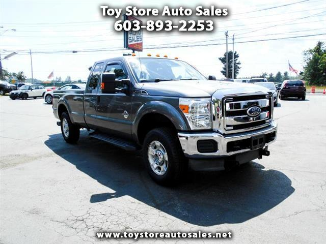 2011 Ford F-250 SD XLT SuperCab LWB 4WD