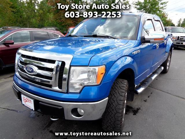 2009 Ford F-150 FX4 SuperCrew 6.5-ft. Bed Flareside 4WD