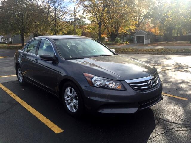 2011 Honda Accord LX-P Sedan AT