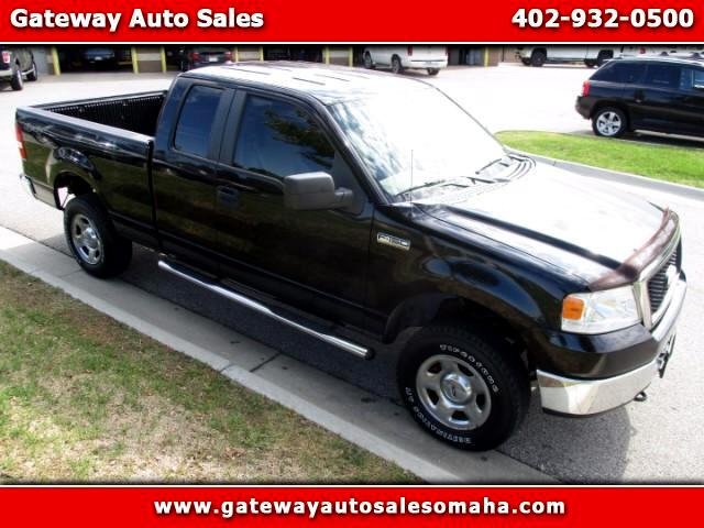 "2007 Ford F-150 4WD SuperCab 145"" XLT"