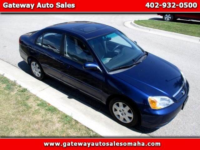 2002 Honda Civic EX sedan