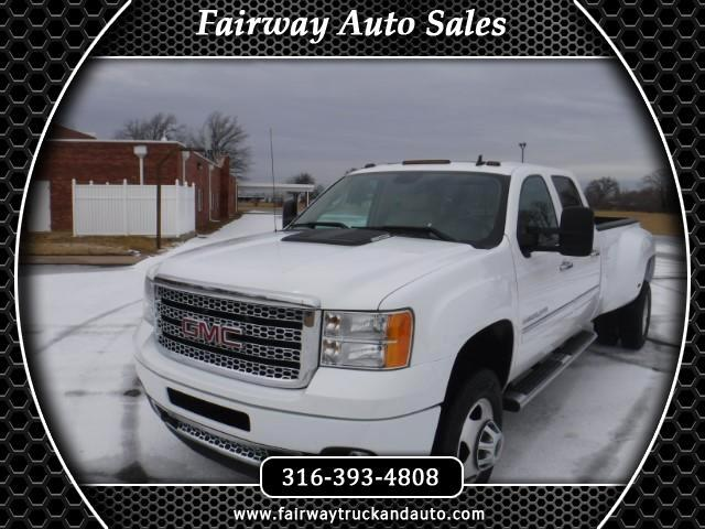 2013 GMC Sierra 3500HD Dually Crew Cab 4WD