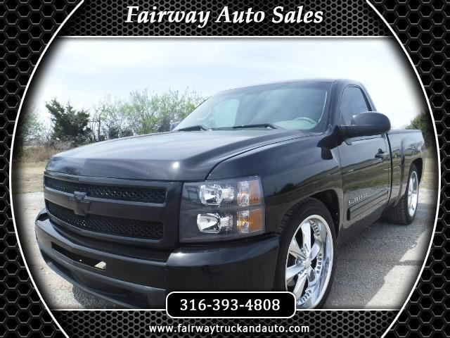 2012 Chevrolet Silverado 1500 LT 2WD Low Rider Reg Cab Short Bed
