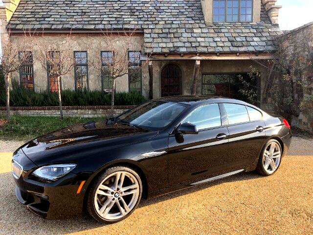 2014 BMW 6-Series Gran Coupe 650i