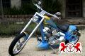 2006 Custom Motorcycle Chopper