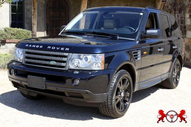 2007 land rover range rover sport for sale in birmingham. Black Bedroom Furniture Sets. Home Design Ideas