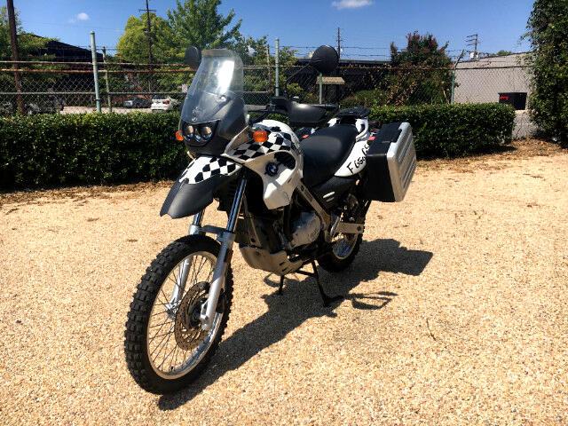 2001 BMW F650GS Dakar