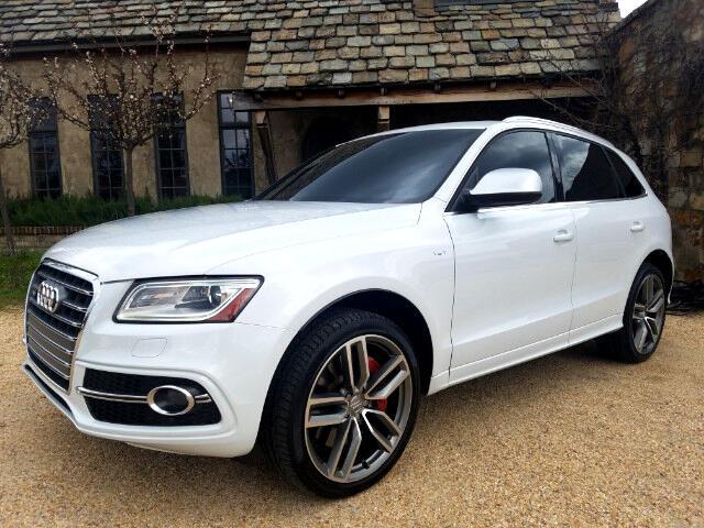 2014 Audi SQ5 3.0T Prestige quattro