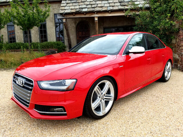 2013 Audi S4 Premium Plus quattro 7A