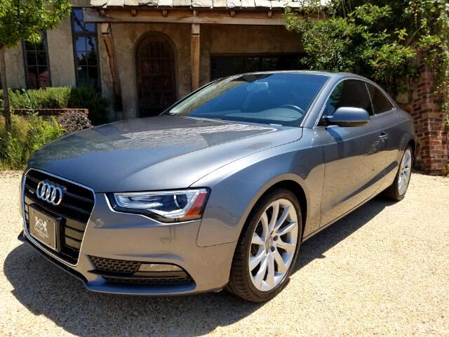 2014 Audi A5 2.0T Premium Plus quattro 8A