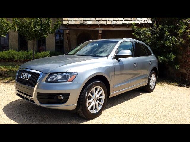 2011 Audi Q5 2.0T Premium Plus quattro