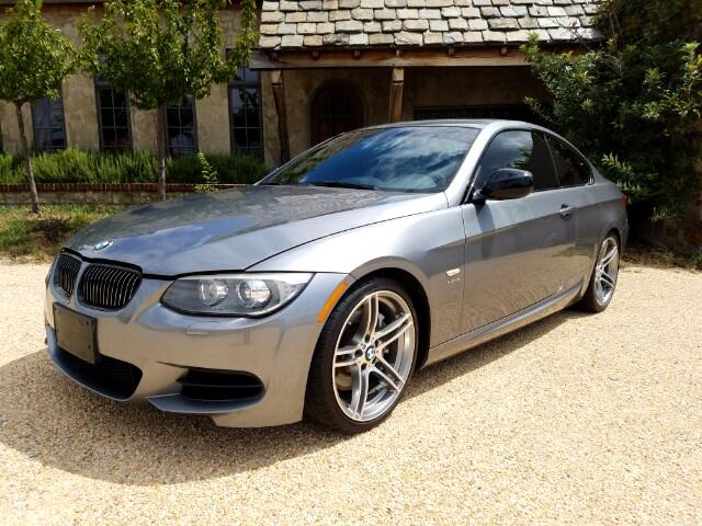 2012 BMW 3-Series 335is Coupe