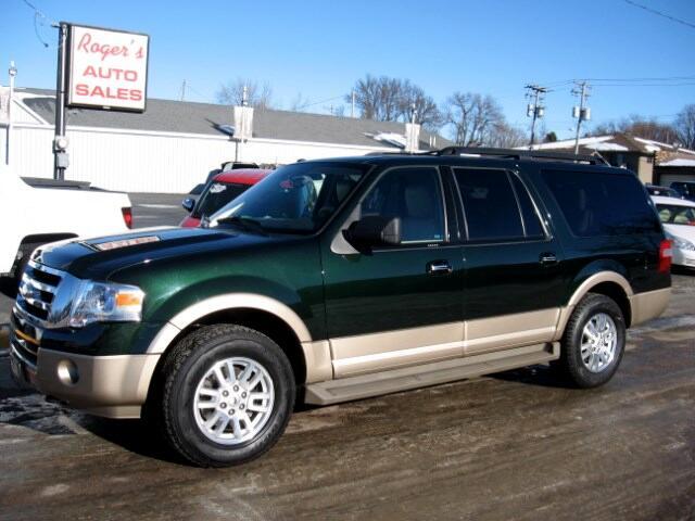 2013 Ford Expedition EL XLT Premium