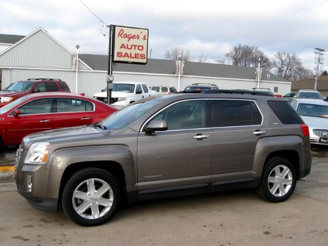 2010 GMC Terrain SLT Heated Leather
