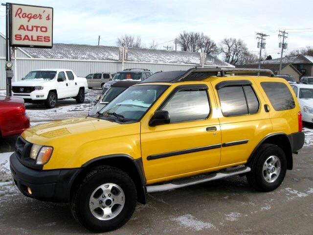 2001 Nissan Xterra XE-SE 4WD