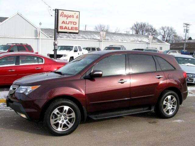 2007 Acura MDX SH-AWD 6-Spd AT w/Tech Package