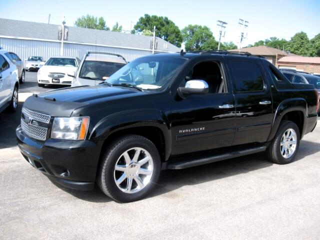 2007 Chevrolet Avalanche LT3 4WD