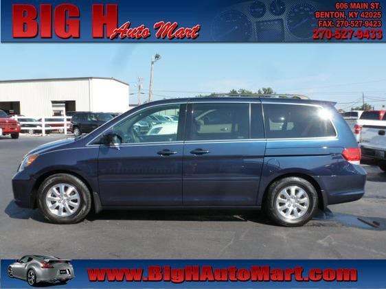 2009 Honda Odyssey EX-L w/ DVD and Navigation